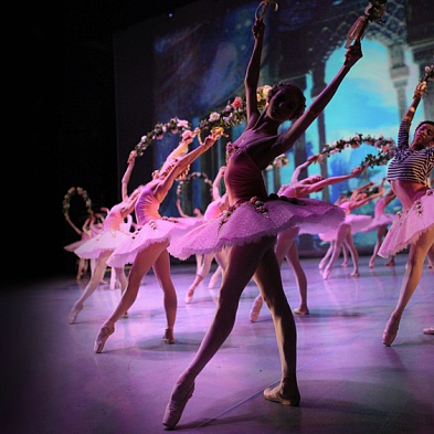 Le�Corsaire: New life for an�old masterpiece