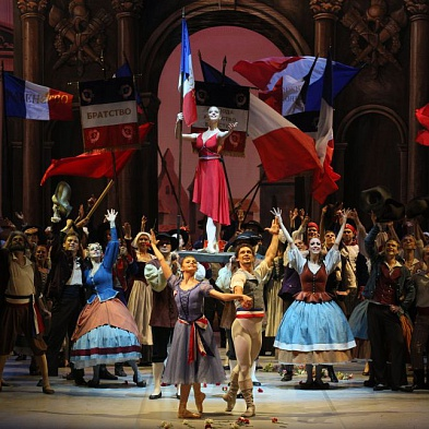 The�Mikhailovsky�theatre goes�on�tour�to�USA